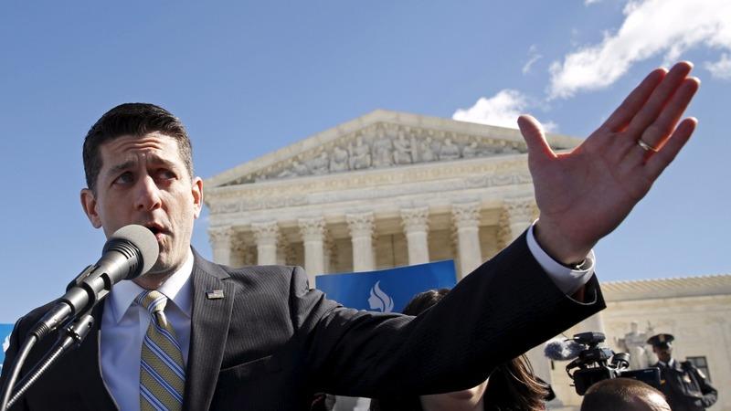 New PAC pushes Ryan as GOP savior