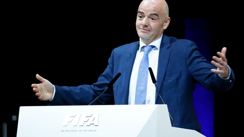 VERBATIM: New FIFA President on austerity