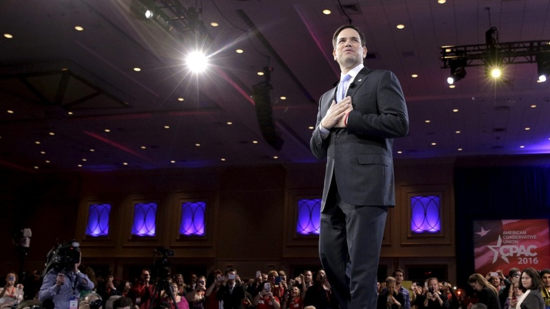 VERBATIM: 'On what planet' would Trump be GOP nominee?