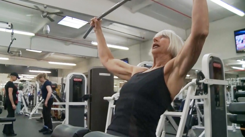 72-year-old finds new life as bodybuilding champ