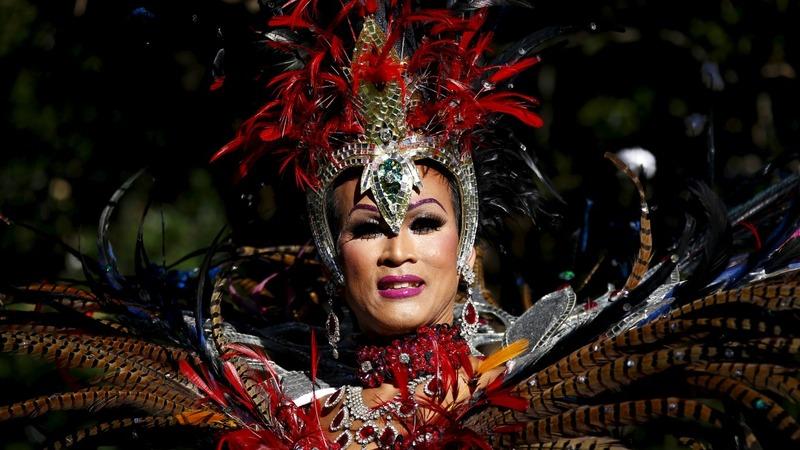 INSIGHT: Sydney's gay and lesbian Mardi Gras