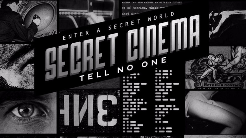 Secret Cinema brings London 'in from the cold'