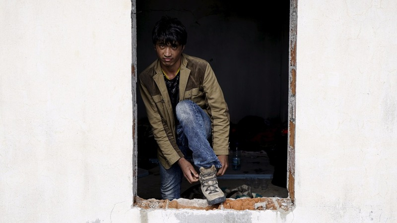 Afghans feel forgotten in Europe's migrant crisis