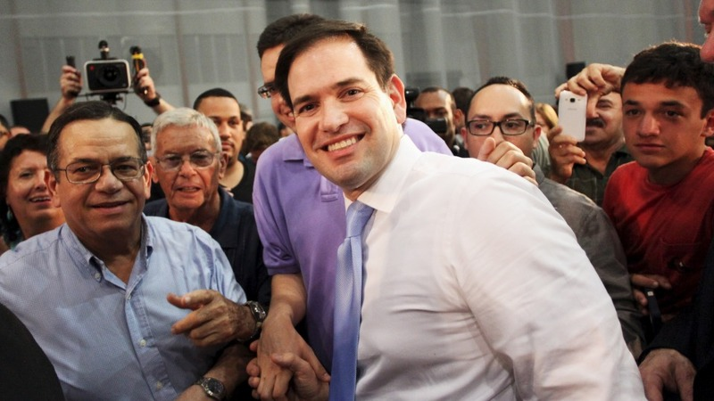 Rubio makes his stand in Florida