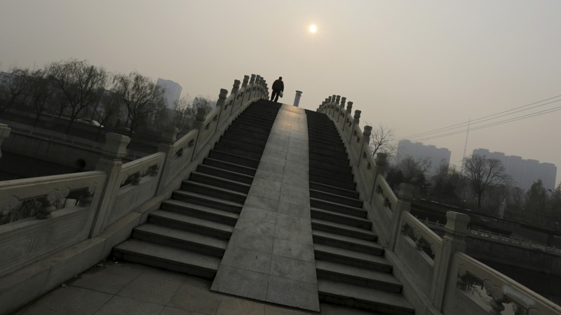 China denies emissions have already peaked
