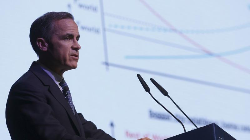 VERBATIM: Carney grilled on Brexit impact