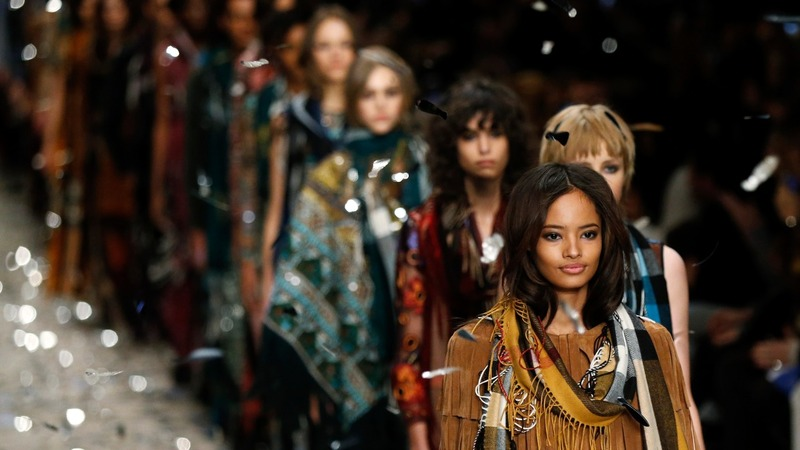Burberry jumps on mystery share buyer