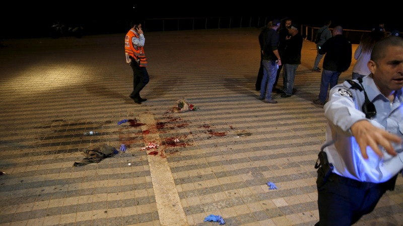U.S. grad student stabbed to death in Israel