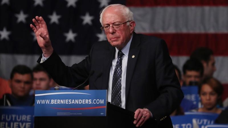 VERBATIM: Sanders thanks Michigan