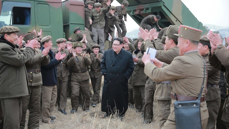 Kim: North Korea has a mini-nuclear warhead