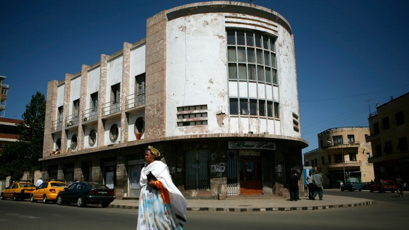 Eritrea aims to put itself on the tourism map