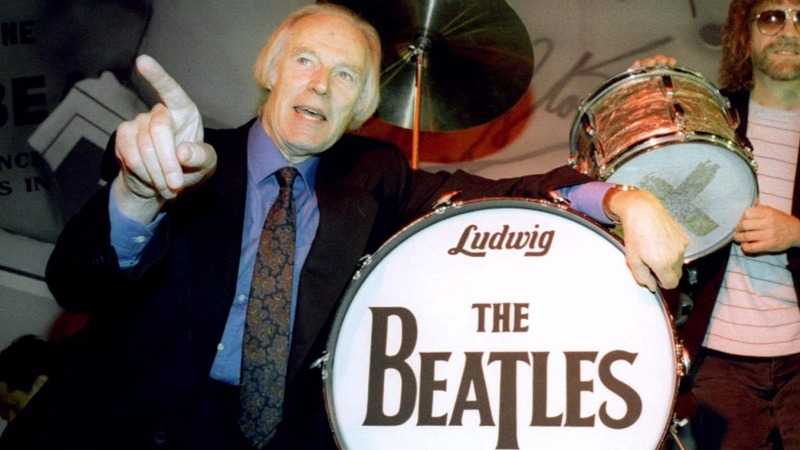 Legendary Beatles producer George Martin dies