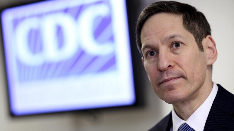 Puerto Rico top Zika priority - CDC director