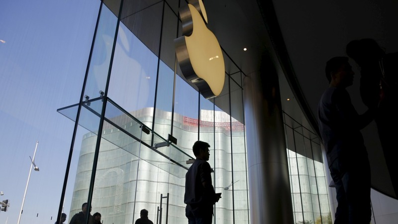 Investors take a new look at Apple stock
