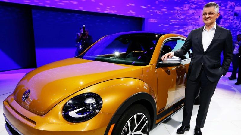 VW's U.S. boss quits amid emissions probes