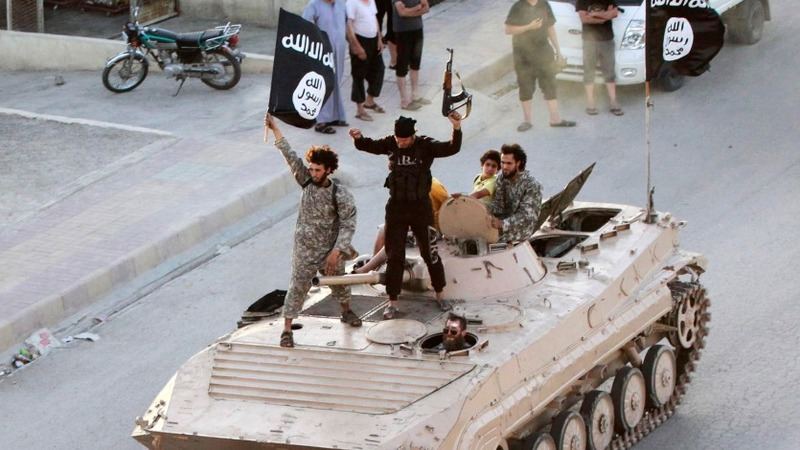 Document 'goldmine' could expose Islamic State