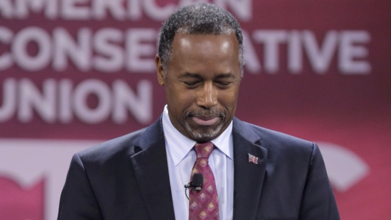 Carson to endorse Trump Friday