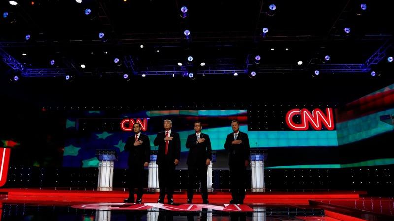 VERBATIM:  Republicans spar in Miami