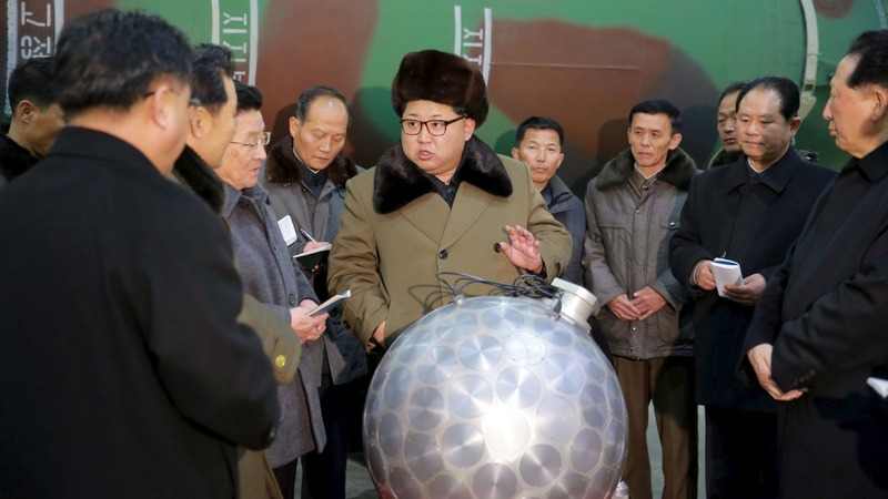 Kim Jong Un wants 'more nuclear tests'