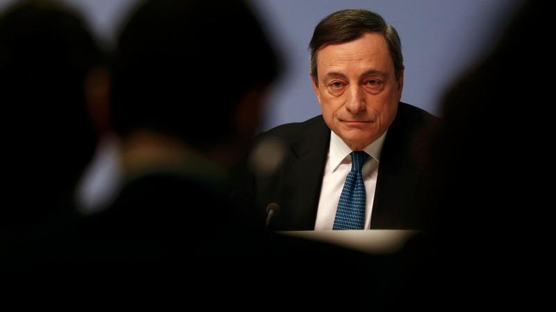 Draghi muddle sparks market mayhem