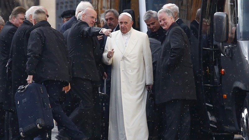 Pope Francis keeps conservatives on their toes