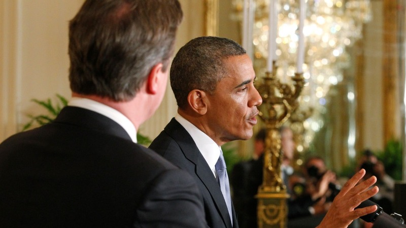 Obama critiques UK, French role in Libya