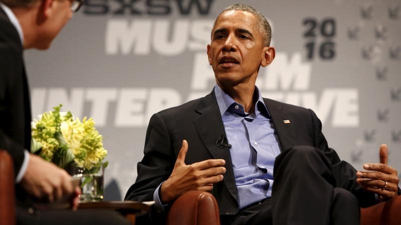 VERBATIM: Obama talks privacy at SXSW