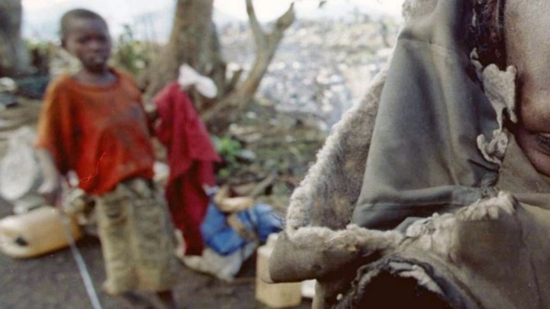 Congo street children left out of mining boom