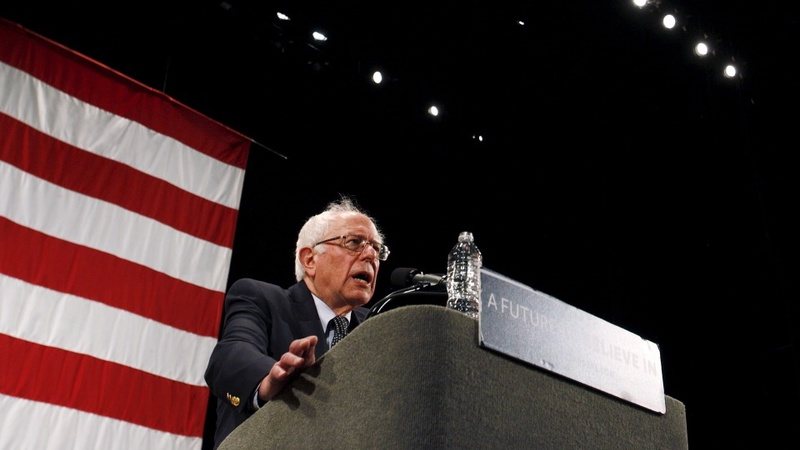 VERBATIM: Sanders denies involvement in rally