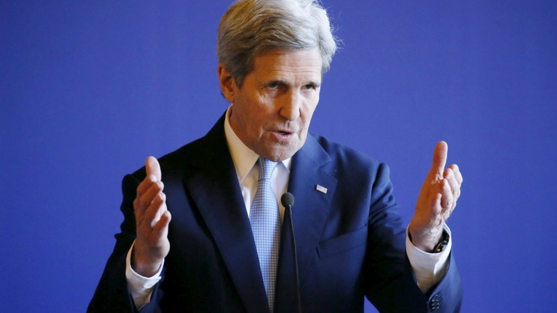 Syrian gov't 'disrupting' peace talks – Kerry