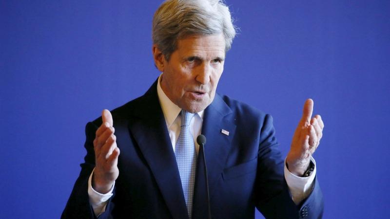 Syrian gov't 'disrupting' peace talks – Kerry