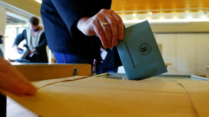 German voters batter Merkel over migrants