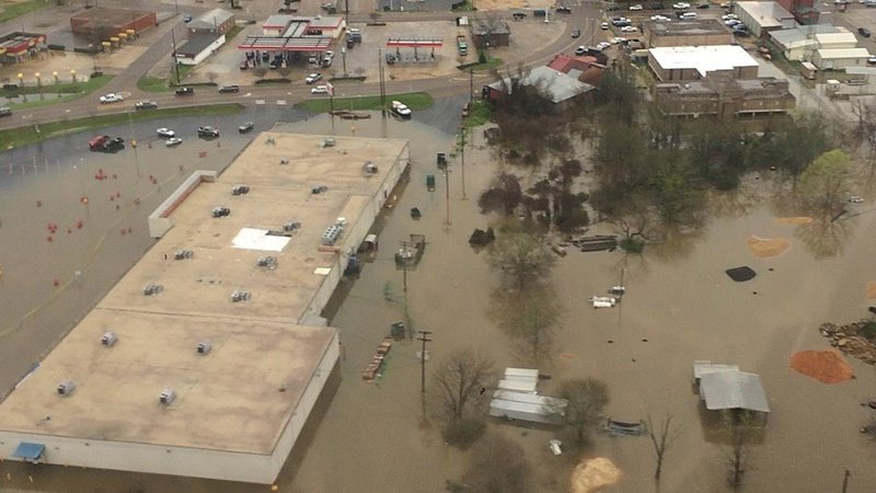 Southern states braced for more devastating floods