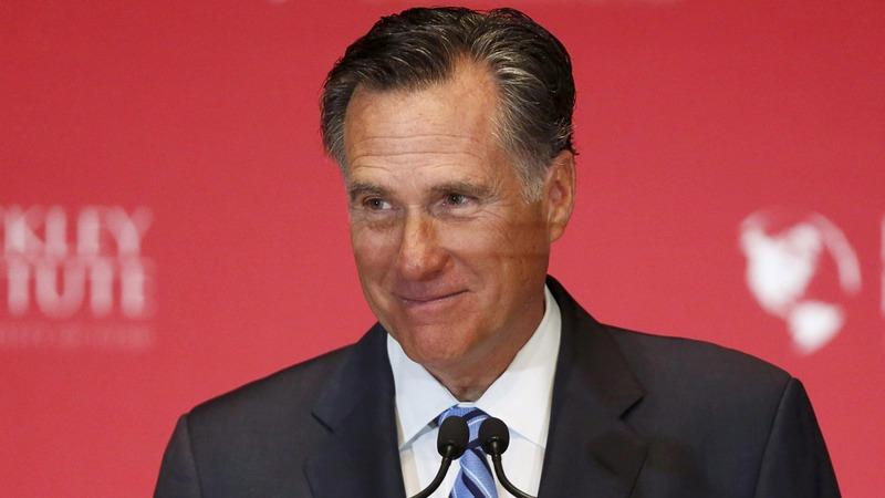VERBATIM: Romney stumps for Kasich