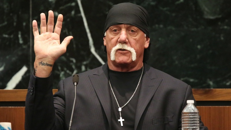 Gawker editor admits Hulk Hogan tape not newsy