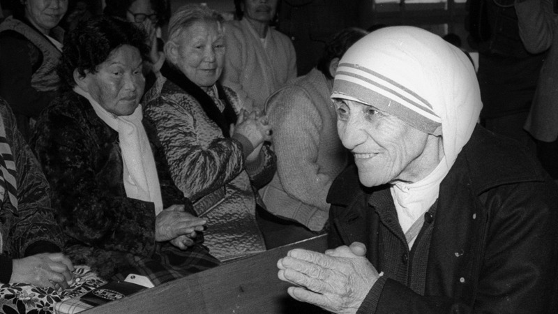 Mother Teresa of Calcutta to be made a saint