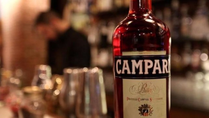 Italy's Campari takes a gulp of French spirit