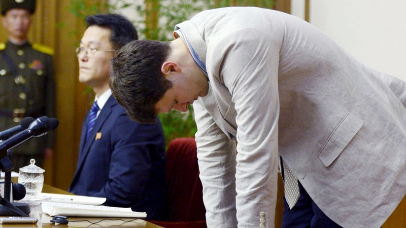 15-year sentence for U.S. student in N. Korea