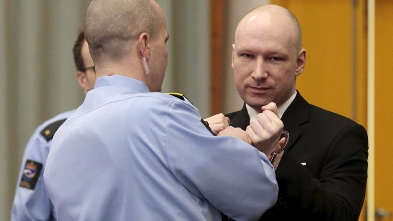 Breivik mocked in court appearance