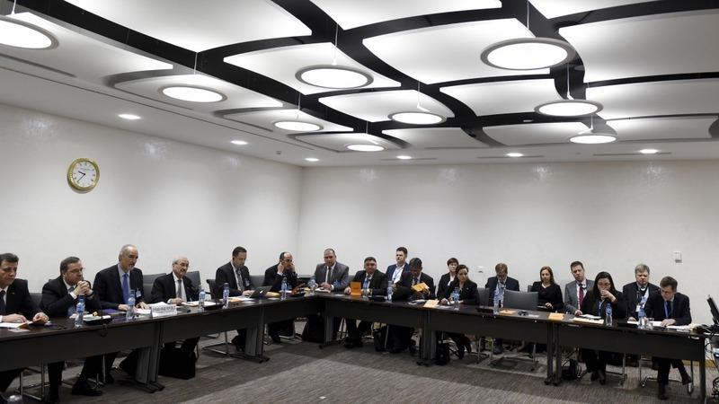 Hopes rise at Syria peace talks