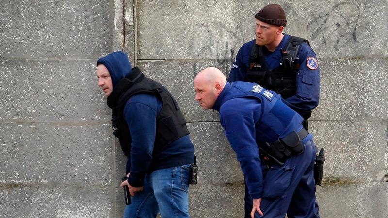 Gunman shot dead in Brussels was Algerian