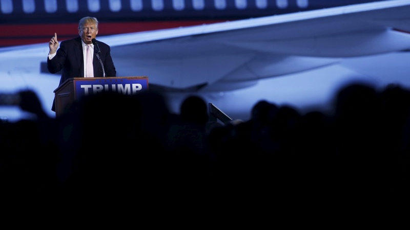 Big GOP donors fear the stigma of Trump
