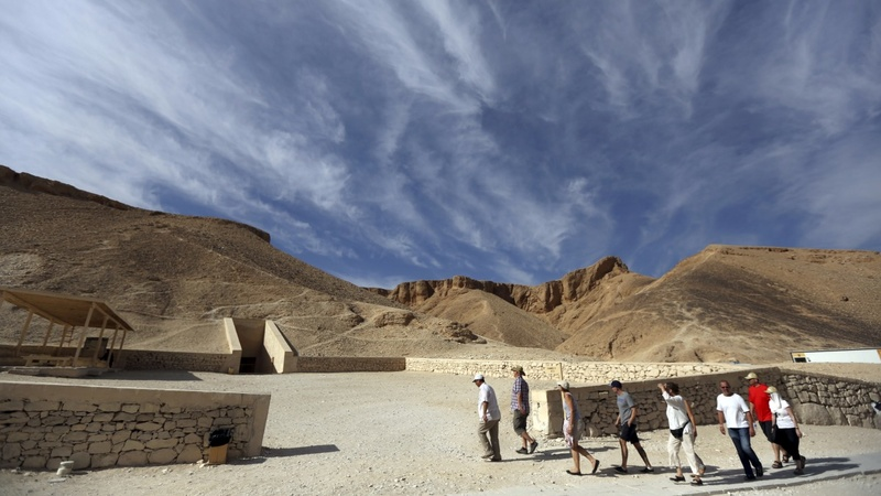 New clues for Egypt's Nefertiti tomb hunt