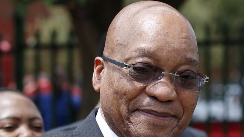Scandal hit Zuma called on to 'resign'