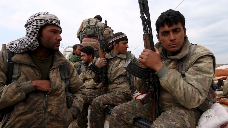 Syrian Kurds declare 'self-government'