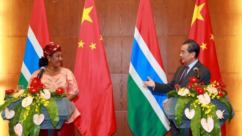 Gambia: China's victory is Taiwan's loss