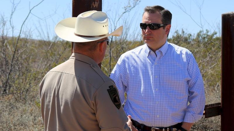 Cruz takes on Trump in Arizona, Utah