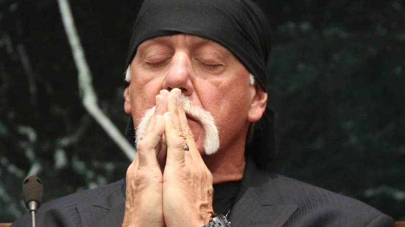 Hulk Hogan wins $115 million in sex tape suit