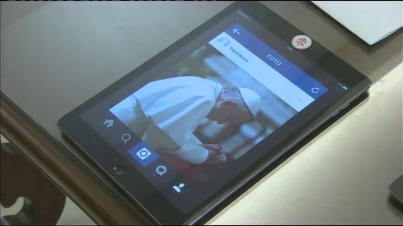 Pope makes debut on Instagram