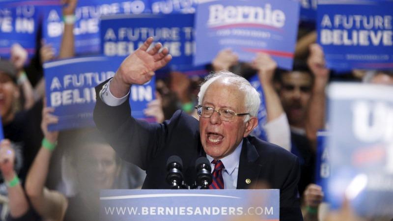 VERBATIM: Bernie's argument to super delegates